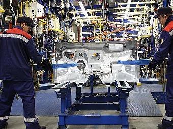 Рабочие российского завода GM потребовали индексации зарплат