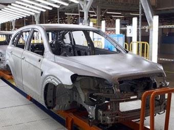 Профсоюз российского завода GM потребовал повысить зарплаты