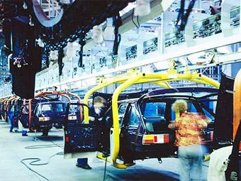 """""""ИжАвто"""" возобновит сборку автомобилей Kia в октябре"""