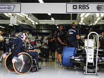 Команда Williams выбрала нового поставщика моторов