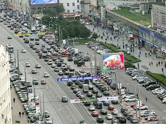 Совет Федерации отменил повышение транспортного налога