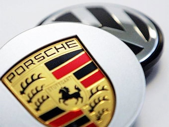 Volkswagen потратит на акции Porsche 3,3 миллиарда евро