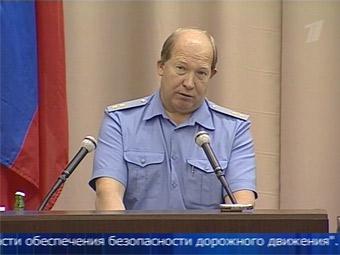 Главный автоинспектор России предложил лишать пьяных водителей прав пожизненно