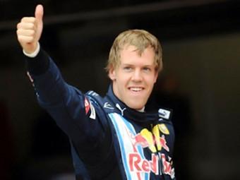 Боссы команд признали Феттеля лучшим гонщиком сезона