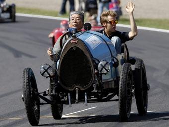 Себастьян Феттель выиграл Гран-при Японии