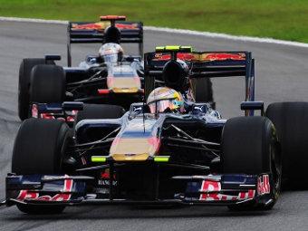 Команда Toro Rosso продлила контракт с Буэми