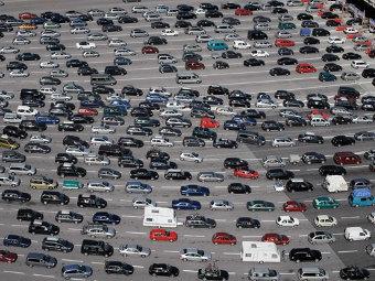 Водители северо-западной Англии боятся магистралей