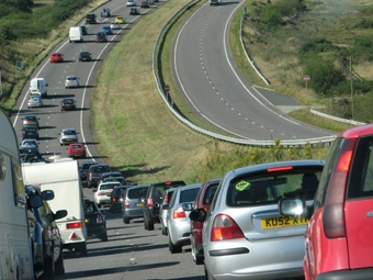 В Великобритании потратили 262 тысячи фунтов стерлингов на создание пробки