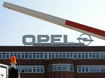 GM просит помощи у европейских правительств для спасения Opel