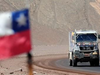 """Ралли """"Дакар-2010"""" пройдет по пустыне Атакама"""
