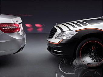Компания Mercedes-Benz научит машины изменять форму кузова перед аварией
