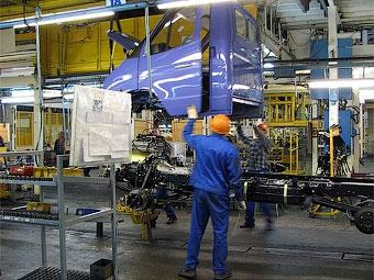 """""""ГАЗ"""" перешел на шестидневный график из-за роста спроса"""