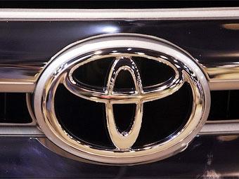 Спрос на автомобили Toyota вырос впервые за 15 месяцев
