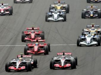 """В Хересе пройдут тесты молодых гонщиков """"Формулы-1"""""""