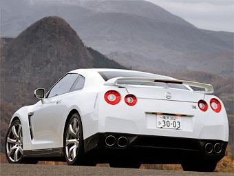 Новый Nissan GT-R появится через четыре года
