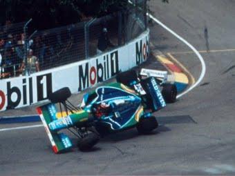 Чемпионская машина Шумахера выставлена на eBay