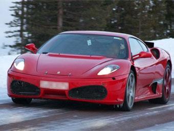 Замену Ferrari F430 покажут в начале сентября