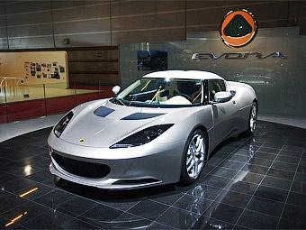 В 2011 году спорткар Lotus Evora станет кабриолетом