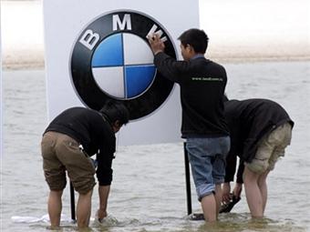 BMW увеличит производство автомобилей в Китае в шесть раз
