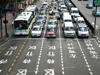 Продажи автомобилей в Китае выросли на 80 процентов