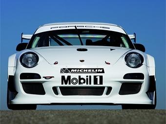 Компания Porsche представила гоночный 911 GT3 R