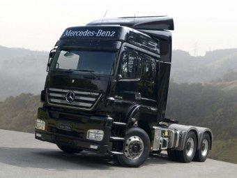 """""""КамАЗ"""" и Daimler вложат в создание двух СП 20 миллионов евро"""