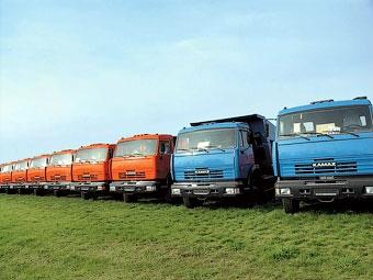 """""""КамАЗ"""" увеличит производство грузовиков в 2010 году"""