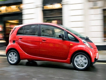 PSA будет продавать в Европе по 25 тысяч электрокаров Mitsubishi в год
