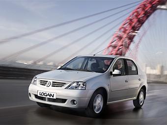 Renault Logan стал самой продаваемой иномаркой в октябре