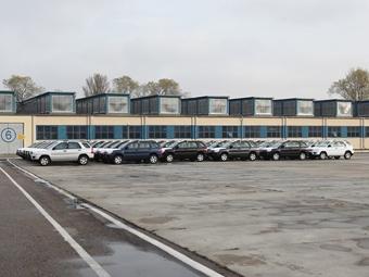 Спрос на автомобили в России в октябре упал