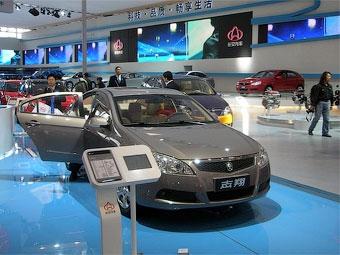 Китайский автоконцерн Changan объединился с производителем самолетов