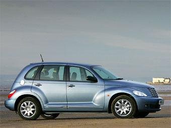 Chrysler PT Cruiser останется на конвейере еще на год