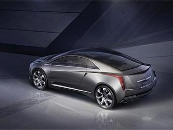 Гибридное купе Cadillac Converj будет выпускаться серийно