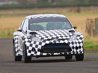 Новая Fiesta S2000 дебютирует на финальном этапе IRC