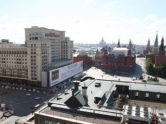 В центре Москвы 7 ноября ограничат движение