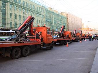 В День города центр Москвы закроют для автотранспорта