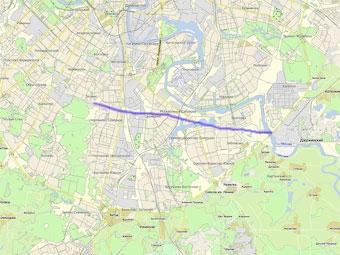 На юге Москвы для общественного транспорта построят дублер МКАДа