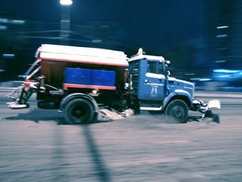 Москва сэкономит на уборке дорог за счет разгона снежных облаков
