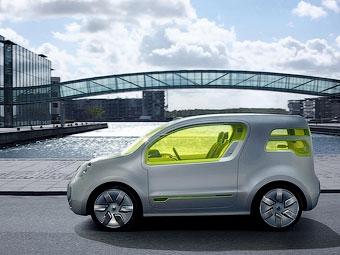 Британский журнал рассекретил линейку будущих электромобилей Renault