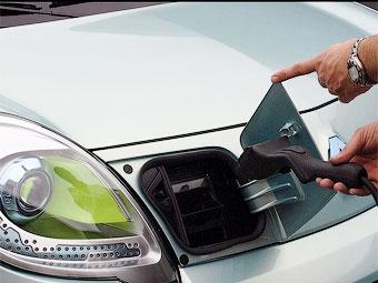 Renault привезет во Франкфурт прототип нового электрокара