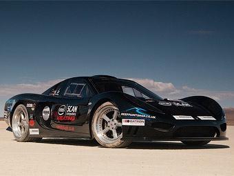 Британцы побьют рекорд скорости на 1800-сильном суперкаре