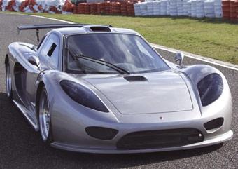 В Великобритании показали 1500-сильного конкурента Bugatti Veyron