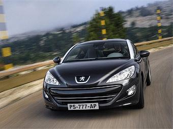 Спорткупе Peugeot RCZ получит открытую версию
