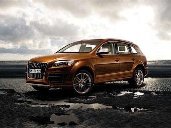 Audi привезет в Россию семь эксклюзивных внедорожников Q7