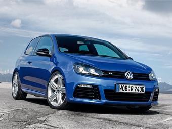 VW Golf остается самой продаваемой моделью Европы пятый месяц подряд
