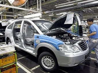 В 2009 году Китай установит рекорд по производству автомобилей