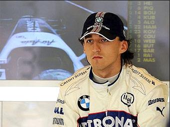 Роберт Кубица мечтает попробовать себя в раллийных гонках