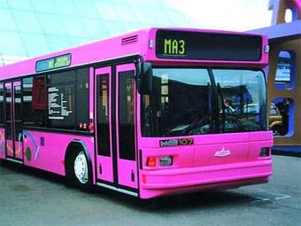 За две недели автобусы и маршрутки 50 тысяч раз нарушили ПДД