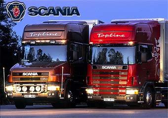 MAN купит Scania за 12 миллиардов евро