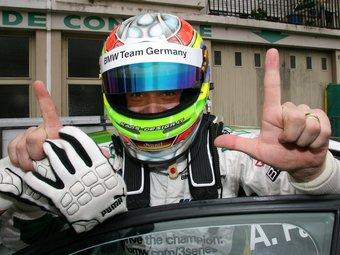 Аугушту Фарфуш выиграл гонку WTCC в Брэндс Хэтче